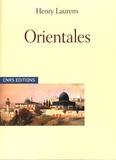 Henry Laurens - Orientales.