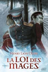 Henry Lion Oldie - La loi des Mages Tome 1 : .