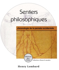 Henry Lombard - Sentiers philosophiques.