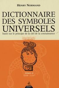 Dictionnaire des symboles universels basés sur le principe de la clef de la connaissance - Tome 2, Char-Elément.pdf