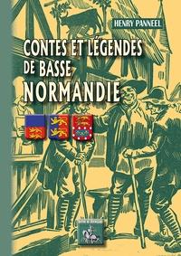 Henry Panneel - Contes et légendes de Basse Normandie.