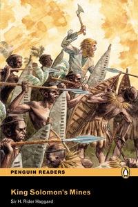 Henry Rider Haggard - King Salomon's Mines.