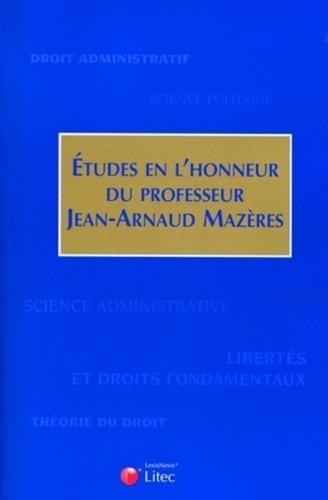 Henry Roussillon - Etudes en l'honneur du professeur Jean-Arnaud Mazères.