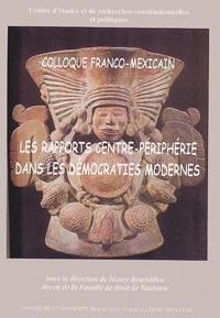 Corridashivernales.be Les rapports centre-périphérie dans les démocraties modernes - Colloque franco-mexicain Image