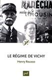 Henry Rousso - Le régime de Vichy.