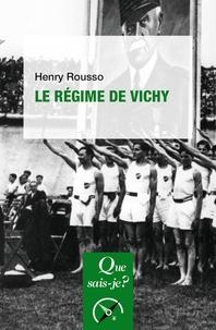 Rhonealpesinfo.fr Le régime de Vichy Image