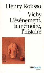 Vichy - Lévènement, la mémoire, lhistoire.pdf