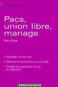 Pacs, union libre , mariage.pdf
