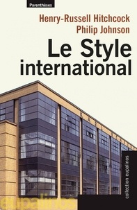 Histoiresdenlire.be Le style international Image
