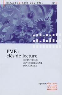 Christian Marbach et Henry Savajol - PME : Clés de lecture - Définitions, dénombrement, typologies.