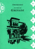 Henry Swinburne - Lettres de Grenade.