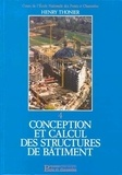 Henry Thonier - Conception et calcul des structures de bâtiment - Tome 4.
