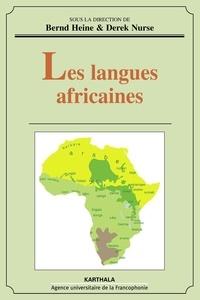 Bernd Heine - Les langues africaines.