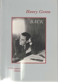 Henry Vincent Yorke - Back.