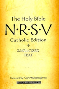 Henry Wansbrough - The Holy Bible N.R.C.V.