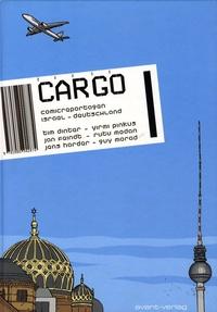Henryk M. Broder - Cargo - Comicreportagen Israel - Deutschland.
