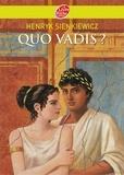 Henryk Sienkiewicz - Quo vadis ?.