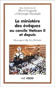Deedr.fr Le ministère des évêques au concile Vatican II et depuis. Hommage à Mgr Guy Herbulot Image