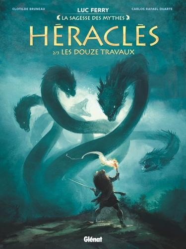 Héraclès - Tome 02. Les Douze travaux