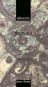 Héraclite d'Ephèse - Fragments.