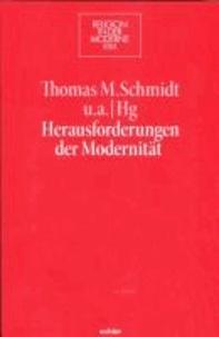 Herausforderung der Modernität.