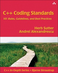 Birrascarampola.it C++ Coding Standards - 101 Rules, Guidelines, and Best Practices Image