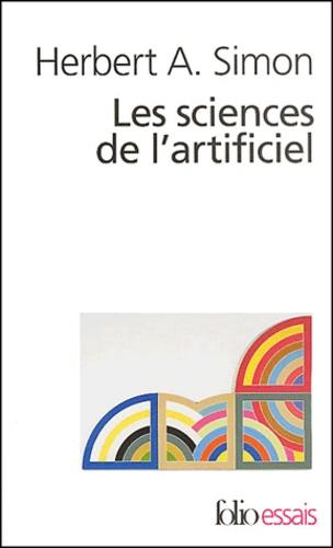 Herbert-A Simon - Les sciences de l'artificiel.