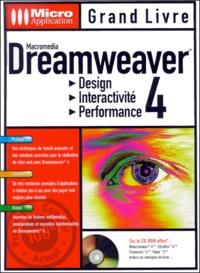 Dreamweaver 4. Avec CD-ROM - Herbert Bauer | Showmesound.org