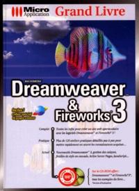 Dreamweaver & Fireworks 3. Avec CD-Rom - Herbert Bauer   Showmesound.org
