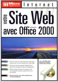 Votre site Web avec office 2000. Avec CD-Rom.pdf