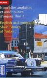 Herbert Evenest Bates et Mary Bowen - Nouvelles anglaises et américaines : English and American Short Stories of Today - Volume 2.
