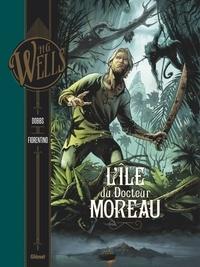 Herbert George Wells et  Dobbs - L'île du docteur Moreau.