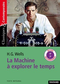 La machine à explorer le temps - Herbert George Wells |