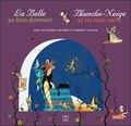 Herbert Leupin - La Belle au bois dormant ; Blanche Neige et les sept nains.
