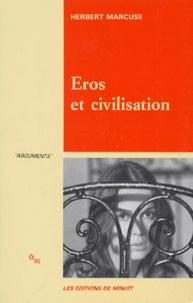 Herbert Marcuse - Eros et civilisation - Contribution à Freud.