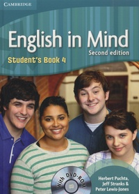 Herbert Puchta - English in Mind - Student's Book 4. 1 DVD