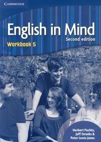 Herbert Puchta et Jeff Stranks - English in Mind - Workbook 5.
