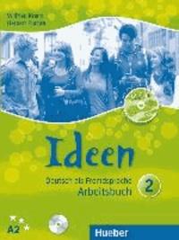 Satt2018.fr Ideen 2. Arbeitsbuch - Deutsch als Fremdsprache Image