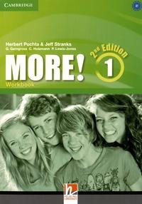 Herbert Puchta et Jeff Stranks - More! 1 - Workbook.