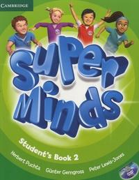 Herbert Puchta - Super Minds - Student's Book 2. 1 DVD