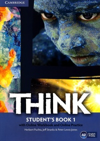 Herbert Puchta et Jeff Stranks - Think A2 Student's Book 1 - With Online Workbook and Online Practice.