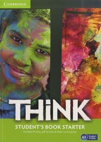 Herbert Puchta et Jeff Stranks - Think Starter A1 - Student's Book.