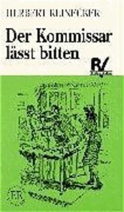 Oskar Joergensen - Der Kommissar lässt bitten. RSR.