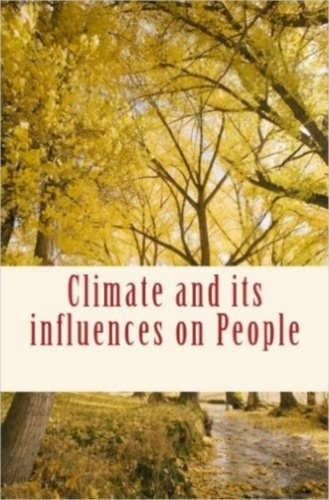 Climate and its influences on People
