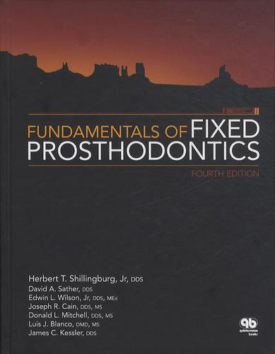 Herbert T. Shillingburg - Fundamentals of Fixed Prosthodontics.