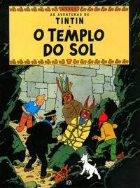 Hergé - As aventuras de Tintin Tome 14 : O templo do sol.