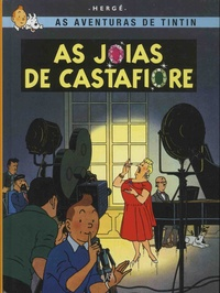Hergé - As aventuras de Tintin Tome 21 : As jóias de Castafiore.
