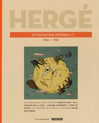 Hergé et Jean-Marie Emps - Hergé, le feuilleton intégral - Volume 11, 1950-1958.