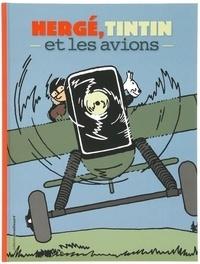 Hergé - Herge tintin et les avions.