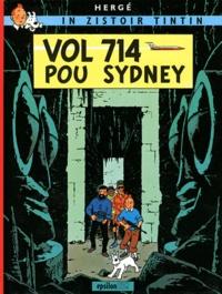 Hergé - In zistoir Tintin  : Vol 714 pou Sydney.